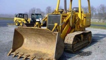 CRAWLER LOADER PARTS - rr diesel
